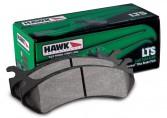 Передние тормозные колодки HAWK LTS для D40 под 16 диск