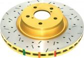 Задние тормозные диски NISSAN PATHFINDER 2005-